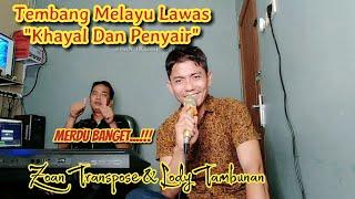 Lagu Melayu Sepanjang Masa Khayal Dan Penyair_Lody Tambunan (Cover)