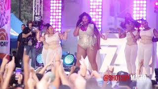 Lizzo - Soulmate, Live on The Today Show