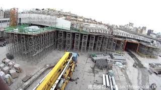 southnews_台鐵高雄車站地下化及新站體工程(2018 03 30版)