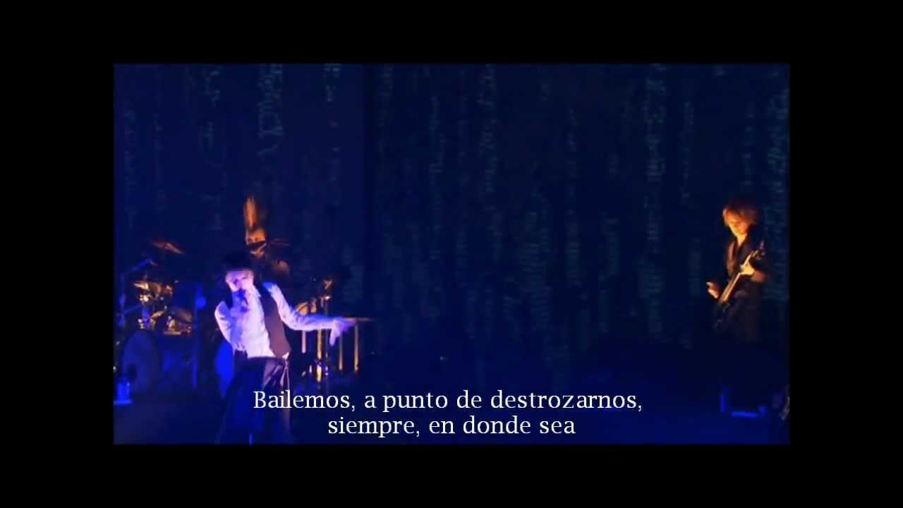 buck tick sane sub español - YouTube