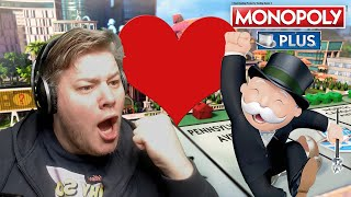 Monopoly und Brammen IN LOVE 🎮 Monopoly Plus #4