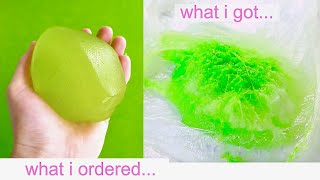 Remaking Scam Slime into Products They Advertised// Famous Slime Shop DIYs + Slime Makeovers