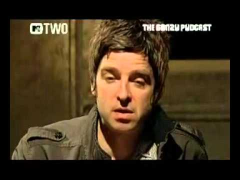 Noel Gallagher and Gem Archer (Oasis) interview.
