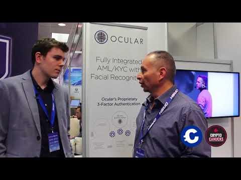 Blockchain Interviews - Ocular Tech AML/KYC Dagar Contreras at BTC Miami
