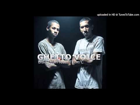 Tkem'C Ft BlackMan - Ghetto Voice (Official Audio) New July 2015
