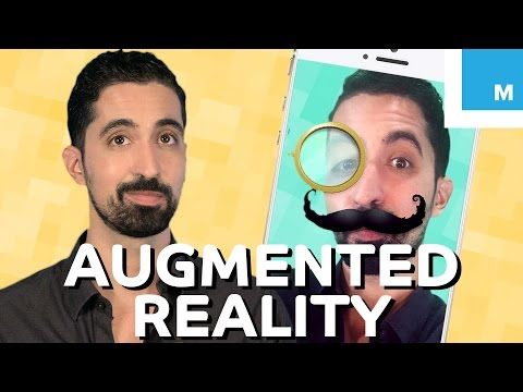 What is Augmented Reality and How Does it Work? | Mashable Explains