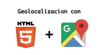 Geolocalizacion con HTML5 y Google maps API | Parte 1 Free HD Video