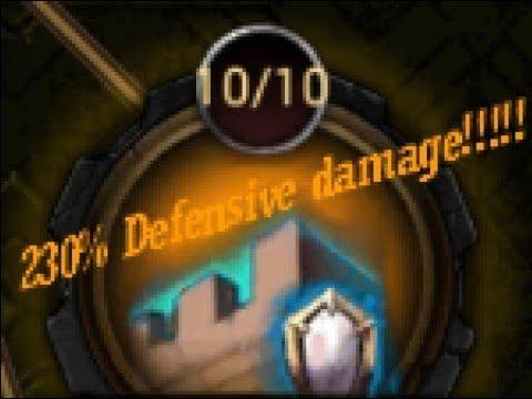 Clash Of Kings: Get 230% Defensive Damage