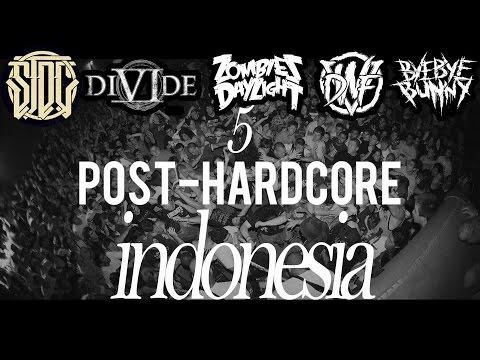 5 band post hardcore indonesia terbaik