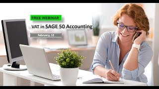 All you need to know about VAT in  Sage 50 Accounting