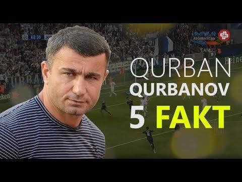 Qurban Qurbanov haqqında 5 fakt