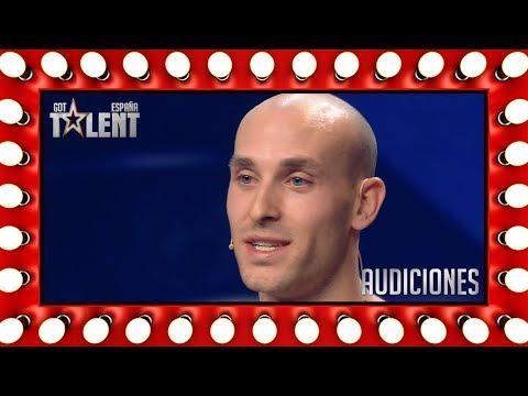 ¡Vaya bíceps! Estos caballeros se retan en un pulso | Audiciones 9 | Got Talent España 2018