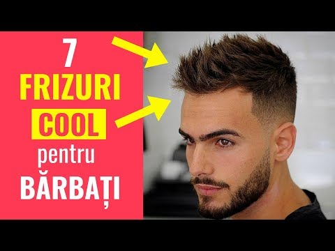 7 Frizuri Cool Pentru Barbati Tunsori Baieti 2018 Par
