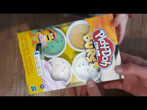 Игровой набор Hasbro Play-Doh Взрыв цвета Пастельные цвета (E6966_E8061) (5010993618767)