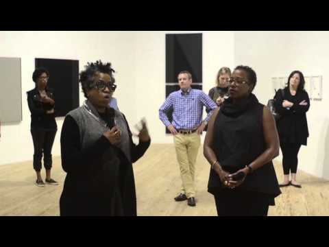 Exhibition Walkthrough: Jennie C. Jones with Valerie Cassel Oliver