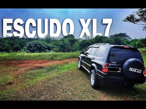 [Review] Mobil Garang Sekennya Murah Suzuki Escudo XL7