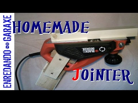 How to use jointers and planers at home.