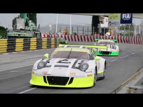 Porsche Macau Madness