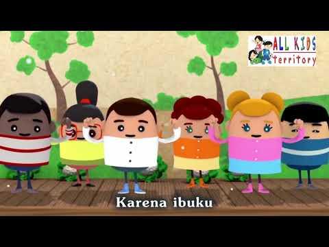 Lagu Anak Anak   Aku Anak Sehat HD Version
