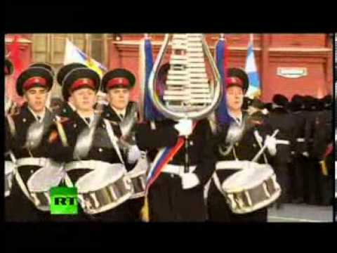 Moscow holds vintage military parade in Red Square VIDEO, PHOTOS  mdash; RT