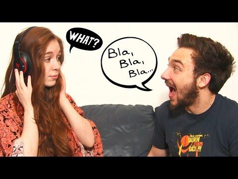 WHISPER CHALLENGE EN COUPLE ! ♥
