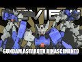 HG Gundam Astaroth Rinascimento Review - IRON BLOODED ORPHANS GEKKO - ガンダム…