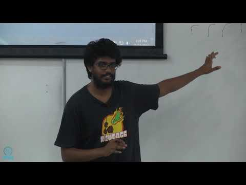 Cracking the Coding Interview | Mr. Arjun Arul, Codechef | 2017