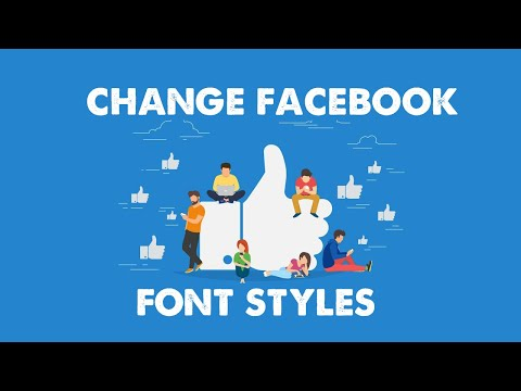 Facebook Tricks | How To Write Stylish Fonts On Facebook With Mobile