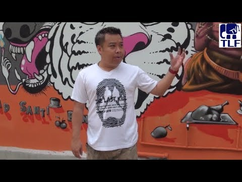Bangkok Artists Protest Animal Abuse
