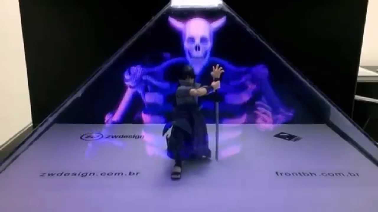 Sasuke Susanoo 3d Hd Youtube