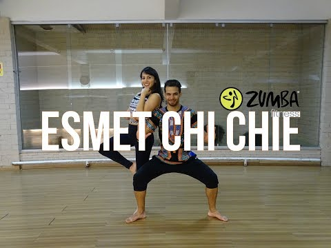Arash - Esmet Chi Chie - Zumba (African Style)