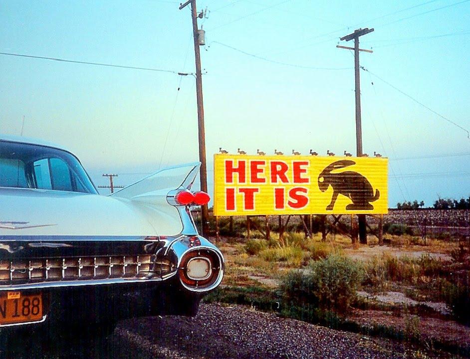 JACKRABBIT TRADING POST - Phil Blansett - Joseph City, AZ - Route 66 ...