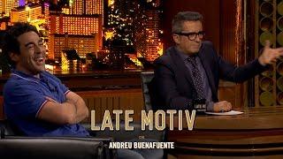 LATE MOTIV - Entrevista con Pablo Chiapella    #LateMotiv57