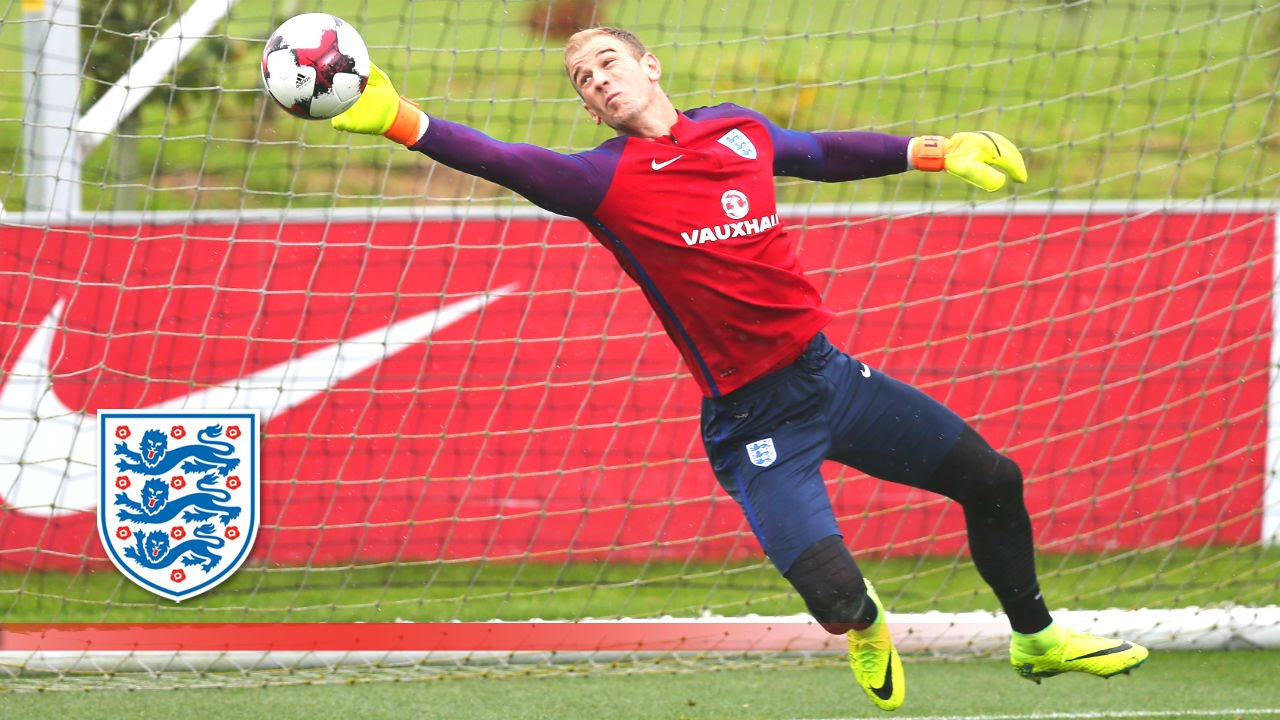 super agility goalkeeper test hart heaton mccarthy prepare for
