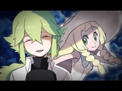 Lillie vs N  - Pokémon Rap Battle [Explicit]