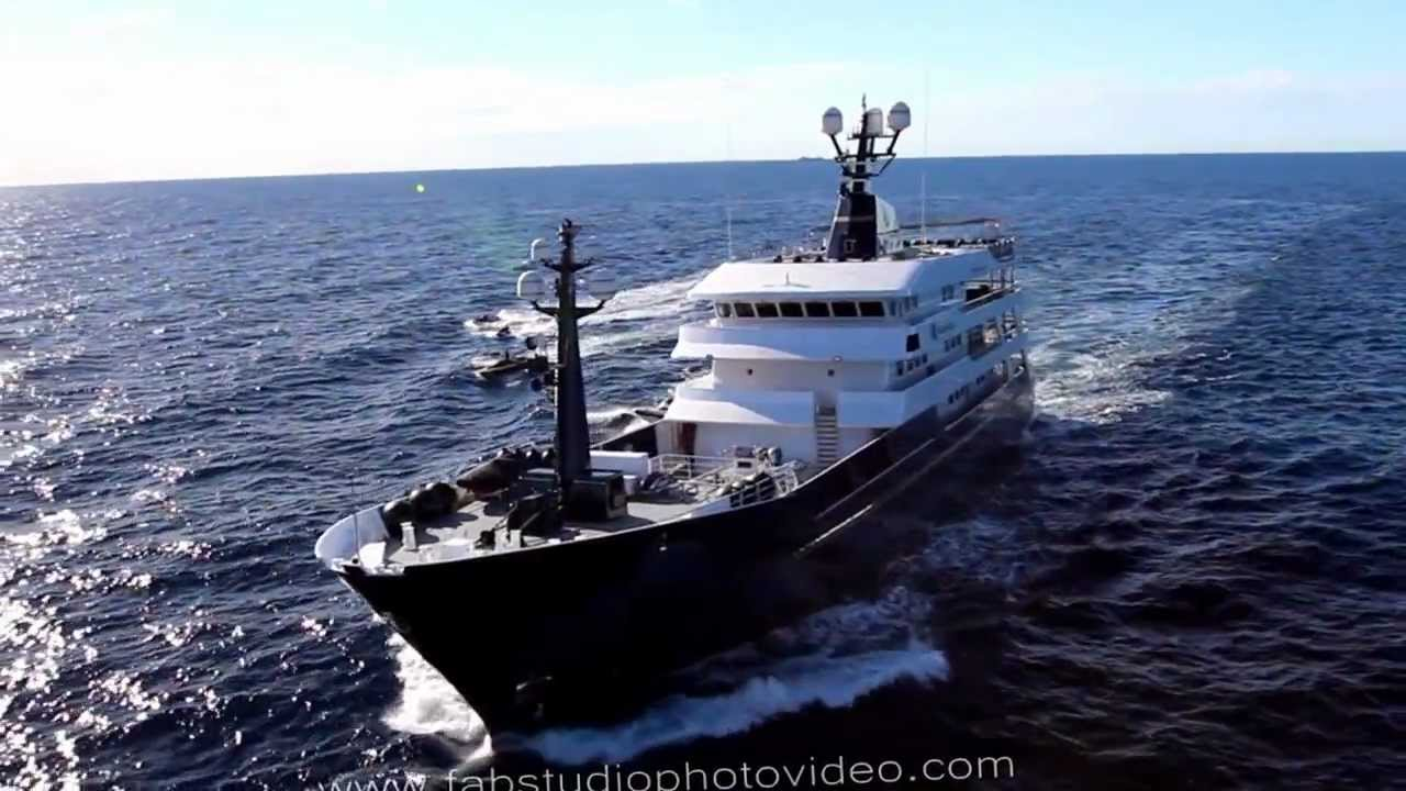 Explorer Yacht For Charter Force Blue Youtube