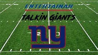 The Entertainah Live Stream: New York Giants vs. Atlanta Falcons Live Stream with Rover Sports