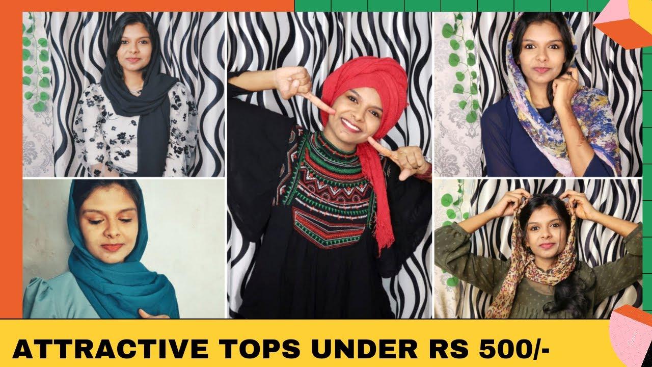ഇത്രേം ലാഭം സ്വപ്നങ്ങളിൽ മാത്രം | Affordable Trendy Tops | Stylish Tops | Meesho Haul | My Life Tube