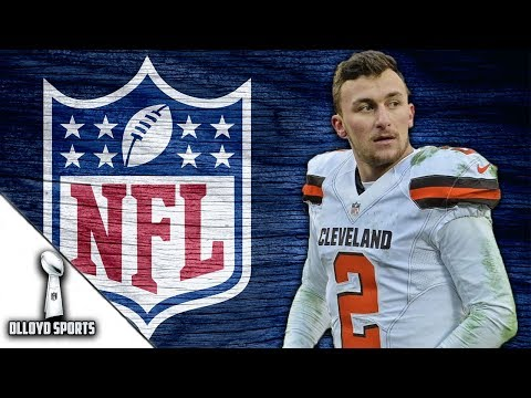 Johnny Manziel Throws At San Diego Pro Day!!! Can He Make A NFL Comeback? | NFL News