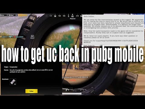 how to hack unlimited uc in pubg mobile 2019