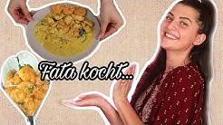 FATA KOCHT - Quick DYNAMITE SHRIMPS PF.Changs Style und Chicken Curry