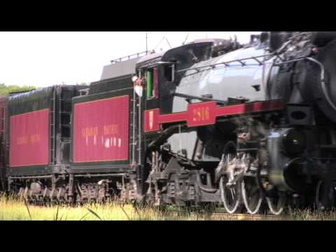 DVD - Chasing Canadian Pacific Steam Across the Midwest