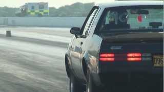 Buick Grand National quarter Mile**S4S Global Drag Racing League**