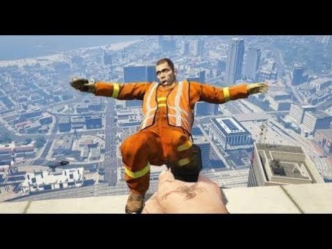 GTA 5 CRAZY Life Compilation (GTA 5 Funny Moments More Mods Gameplay)