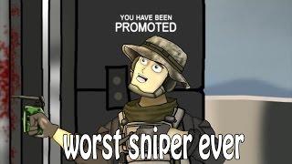 Worst Sniper Ever -Battlefield 4 Gameplay