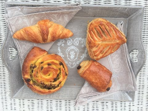 4 Classic French Breakfast Pastries - French Viennoiseries - The French Cooking Academy