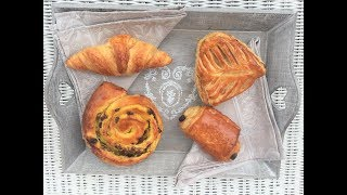 Top 4 French Breakfast Pastries French People Eat Youtube