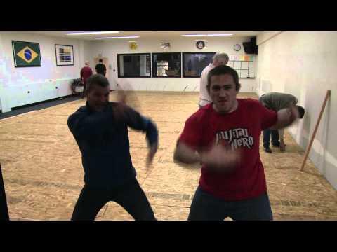 Five Ring Jiu Jitsu - Installing a Floating Floor