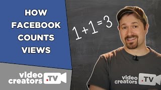 Why Facebook Video Views are Misleading(Creators get excited about their high view count on Facebook videos, but often fail to realize that YouTube and Facebook count views very differently. In fact, if ..., 2015-04-13T15:30:00.000Z)