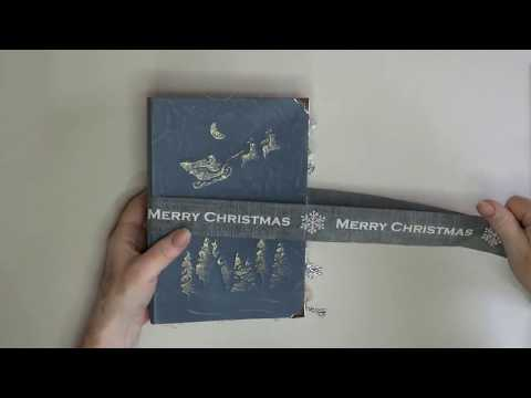 Vintage Santa Claus Journal (sold- thank you)